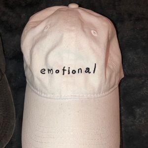 NWOT white hat